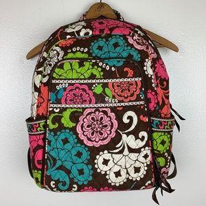 Vera Bradley Large School Backpack